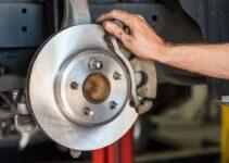 Average lifetime of brake rotors