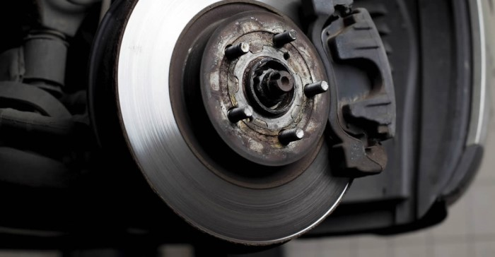 What is the average lifetime of brake rotors
