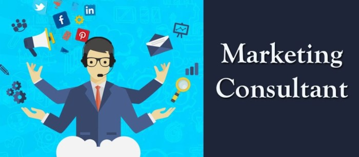 Marketing Consultant Meaning