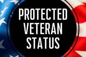 what is protected veteran