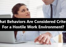 What-Behaviors-Are-Considered-Criteria-For-a-Hostile-Work-Environment