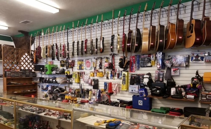 What to sell in Pawn Shop