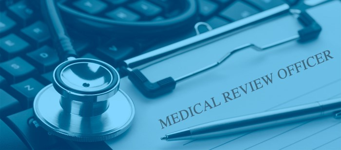 What happens if you fail a drug test - Medical Review Officer