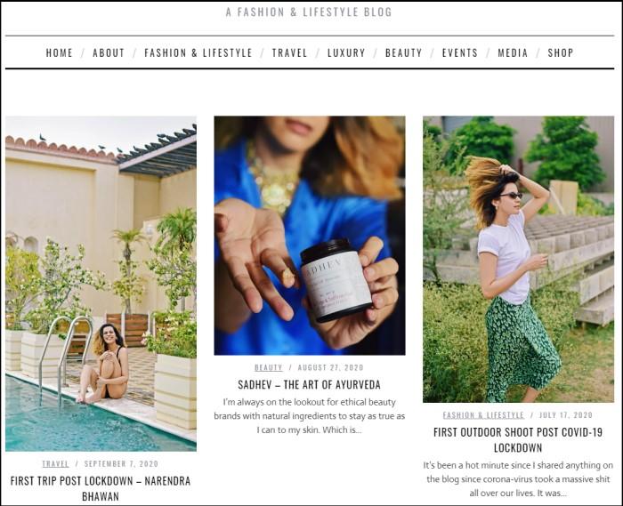 What Kind of Website Should I Make - Blog