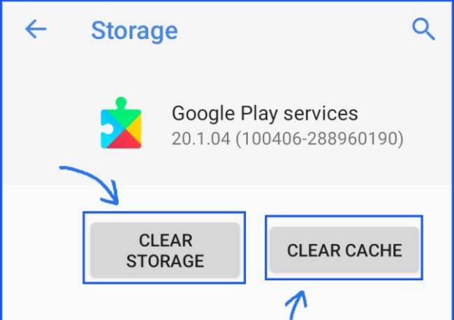 Error retrieving information from server RH-01 - Fix Clear Cache