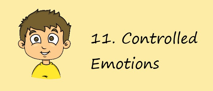 What Boys Want - Controlled Emotions