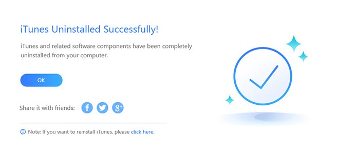 iTunes Error 0xE80000A Fix - Reinstall iTunes