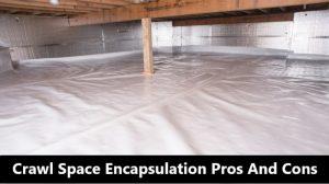 Crawl Space Encapsulation Pros And Cons